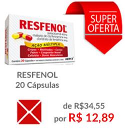 drogaria brasilia entrega resfenol